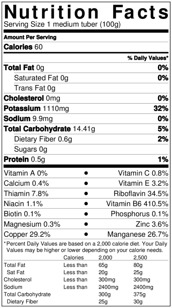 dahlialabel